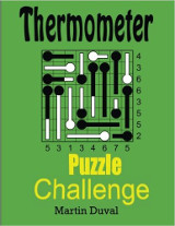 Thermometer Puzzle Challenge 1