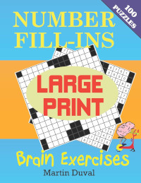 Number Fill-ins Brain Exercises