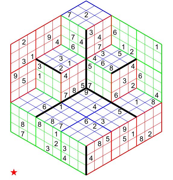 It's just an image of Printable Sudoku Pdf regarding easy