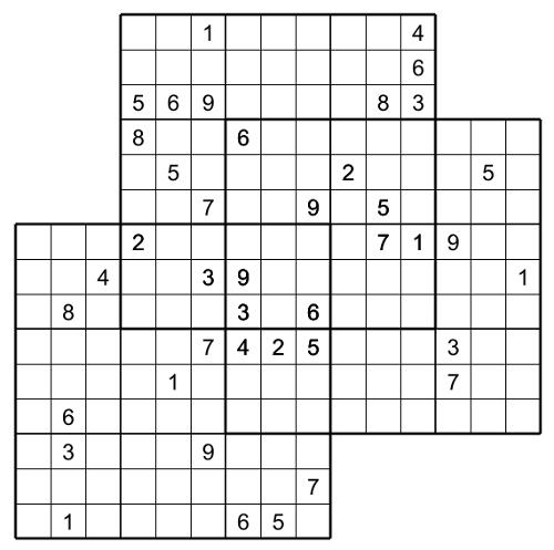 multi sudoku le trio   no 2