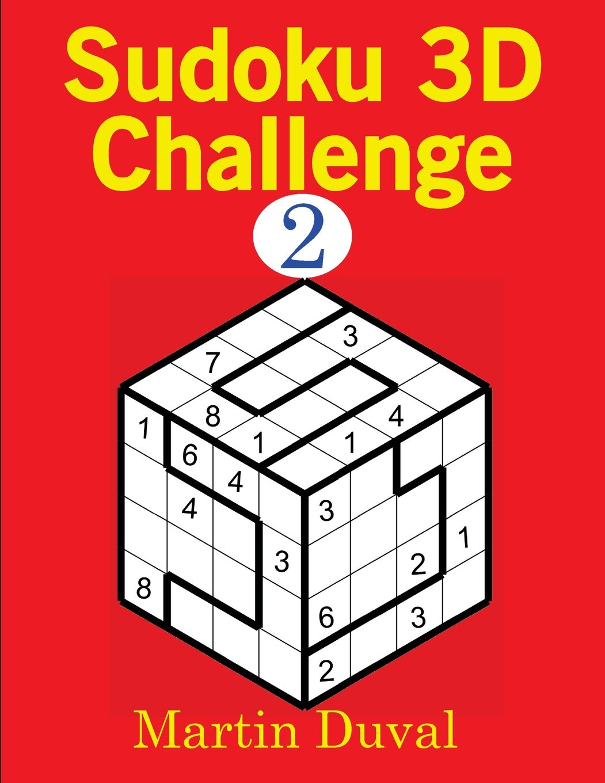 Sudoku 3D Challenge 2