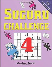 Suguru Challenge vol 4