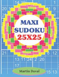 Maxi Sudoku 25x25