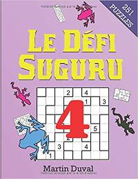 Le Défi Suguru 4